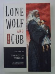 Lone Wolf and Cub Volume 28 TPB US 1st Edition